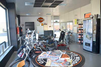 FTF Motorcycles, mecanica